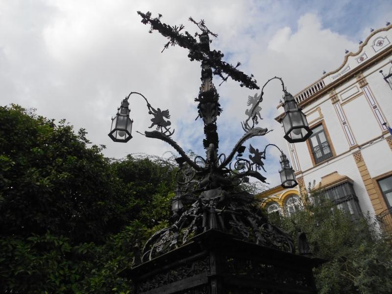 Севилья - Малага - Гранада. Октябрь 2016