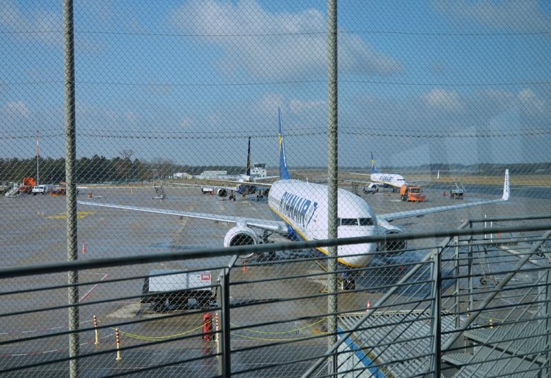 Тенерифе в марте 2013 г. Lufthansa+RyanAir через Дюссельдорф Weeze