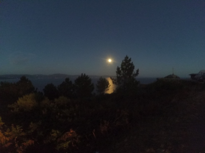 Камино де Сантьяго. Португальский путь. Август 2016г.