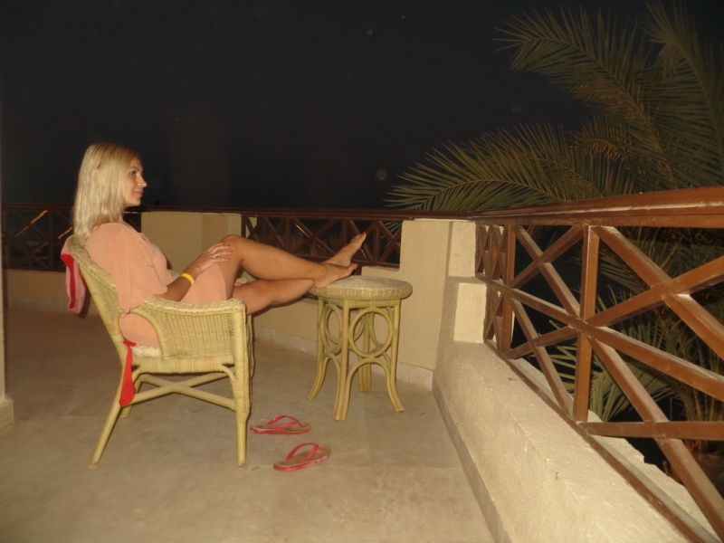 Montillon Grand Horizon Beach Resort 4*(Хургада) - серединка на половинку (19-26.10.2016)