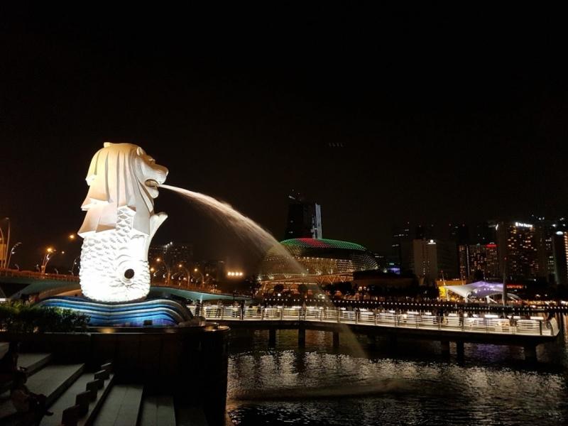 Сингапур-город наркотик