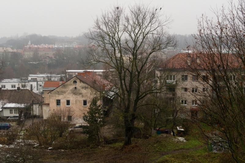 """""""Лучший вид на этот город"""" (посмотрим на Вильнюс со смотровых площадок)"""