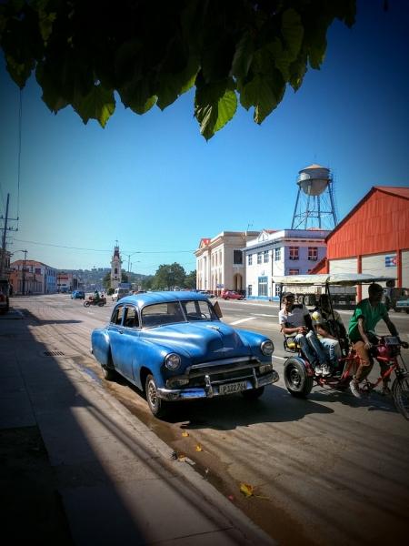 Наша Куба, октябрь-ноябрь 2016