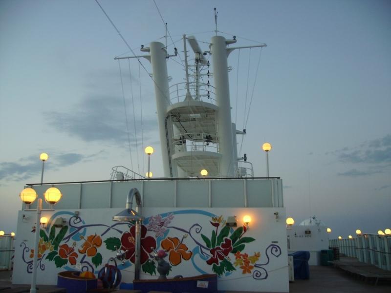 Норвежский Нефрит: круиз на лайнере Norwegian Jade по Средиземноморью