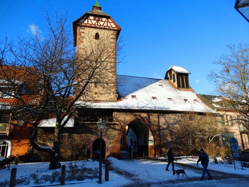 Четыре времени года в Шварцвальде. Зима 2017. Целль-ам-Хармерсбах, Оберхармерсбах, Шильтах.
