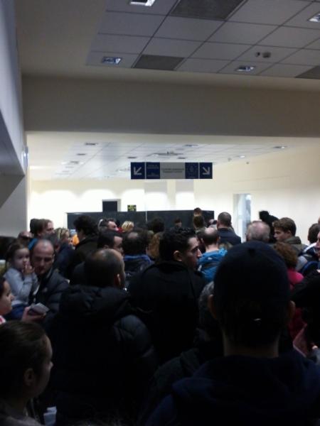Флоренция, аэропорт Америго Веспуччи (FLR)