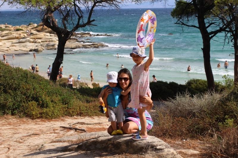 Ситония отдых с детьми