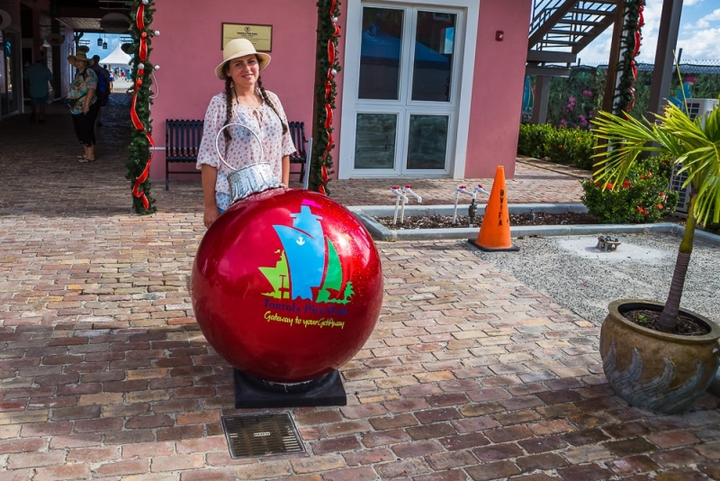 Новогодние Карибы 2017, или, два кольца, три бойца, а посередине - HAL Nieuw Amsterdam