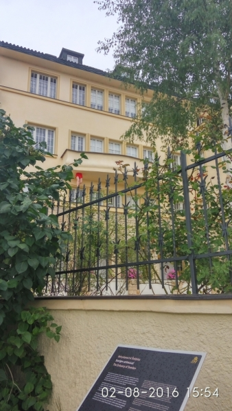 Галопом по Европам - 2016. Часть 4 - Чехия, Прага.