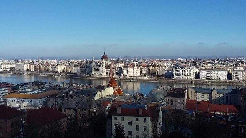 Онлайн: Будапешт на НГ 2017 (Вена и Братислава в комплекте)