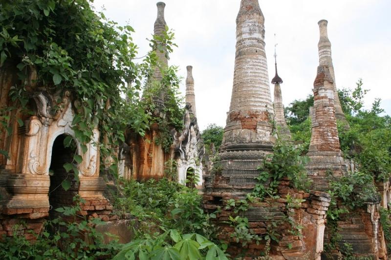 Телу нужен лишь хлеб, сердцу - весь Мир! Мьянма - обязательно вернусь!