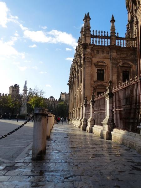 Знакомство с доньей Спаньей или Всякая погода – благодать (январь 2016, без авто)