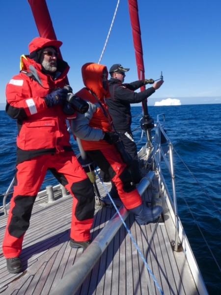 Антарктида на яхте - февраль 2017 (дневник путешествия)