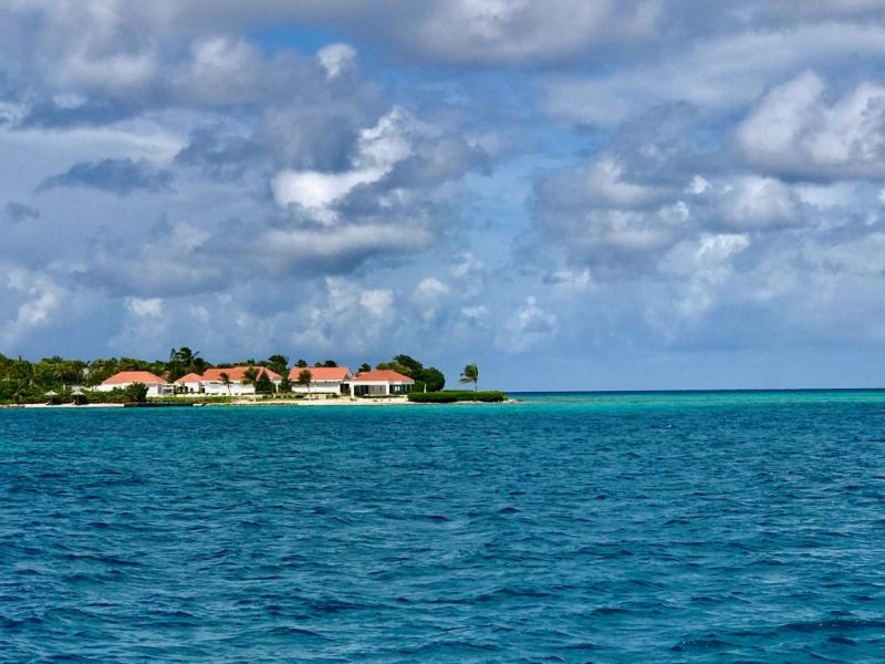 Карибский дневник. Яхтенное путешествие от Антигуа до Мартиники.