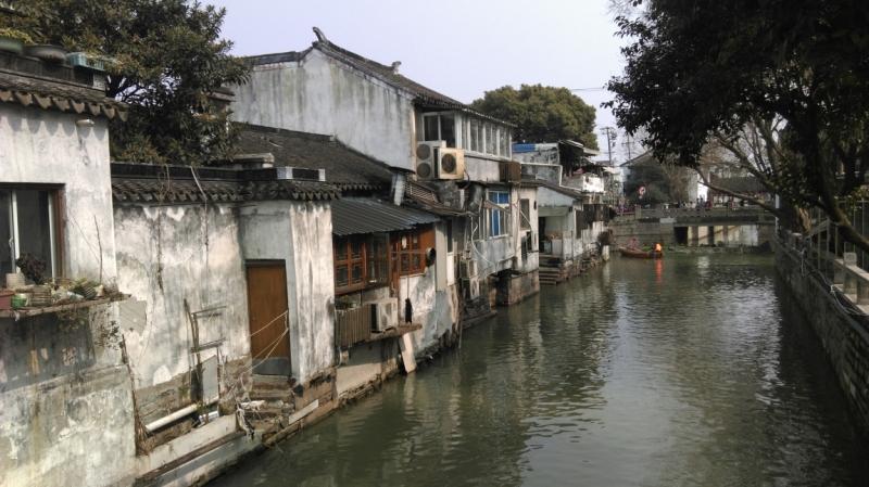 За весной в Шанхай