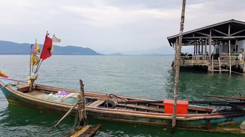 Koh Kho Khao ( Ко Као) 2017.