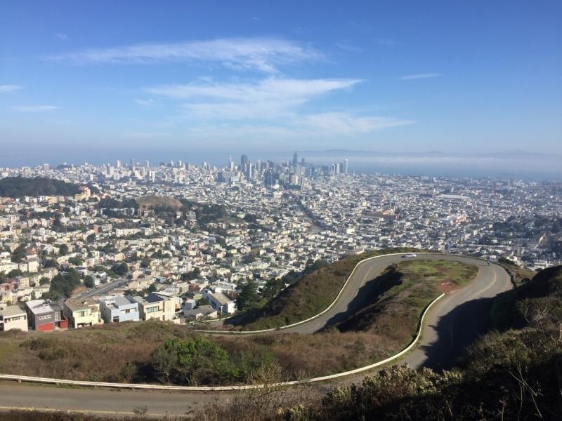 Ноябрь 2016 в США  - Калифорния и окрестности
