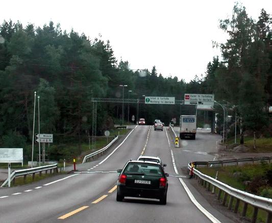 Первое путешествие на автомобиле с детьми: из Москвы в Норвегию.