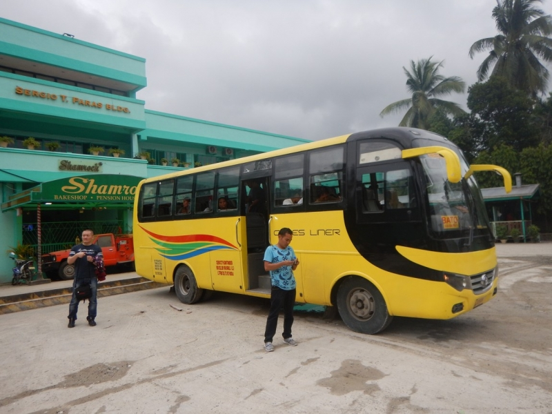 Cebu, Moalboal и Palawan, El Nido с 3 по 20 февраля 2017