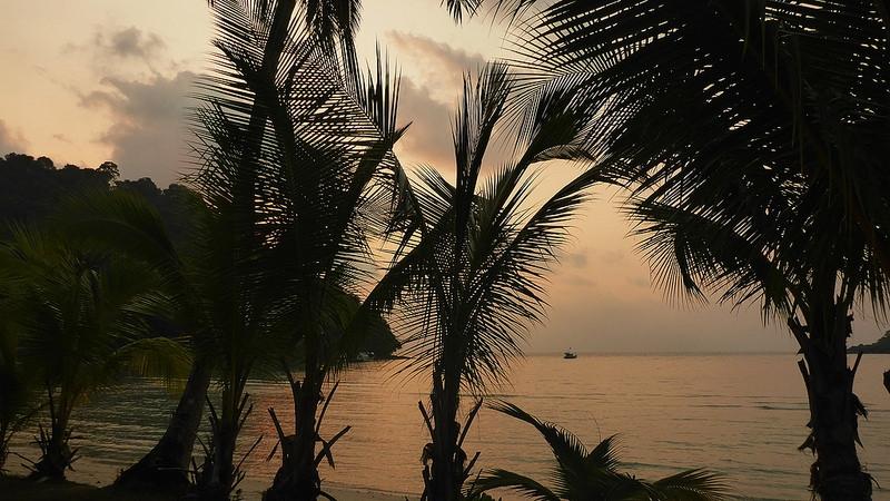 Тайский пальминг Ко Чанг Ко Вай Ко Мак  Ко Куд Koh Chang Koh Wai Koh Mak Koh Kood