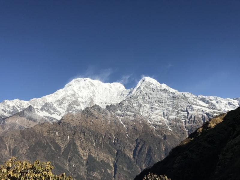 Аннапурна: Mardi Himal, ABC, Добато, Копра. От гурунгов к пунам. Февраль-март 2017