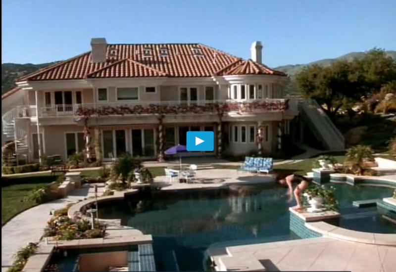 Помогите опознать места в Лос Анджелесе из любимого фильма