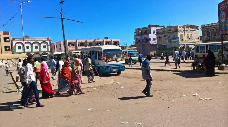 Дневник путешествия. Рождество 2017. Аддис-Абеба - Джибути - Сомалилэнд - Аддис-Абеба