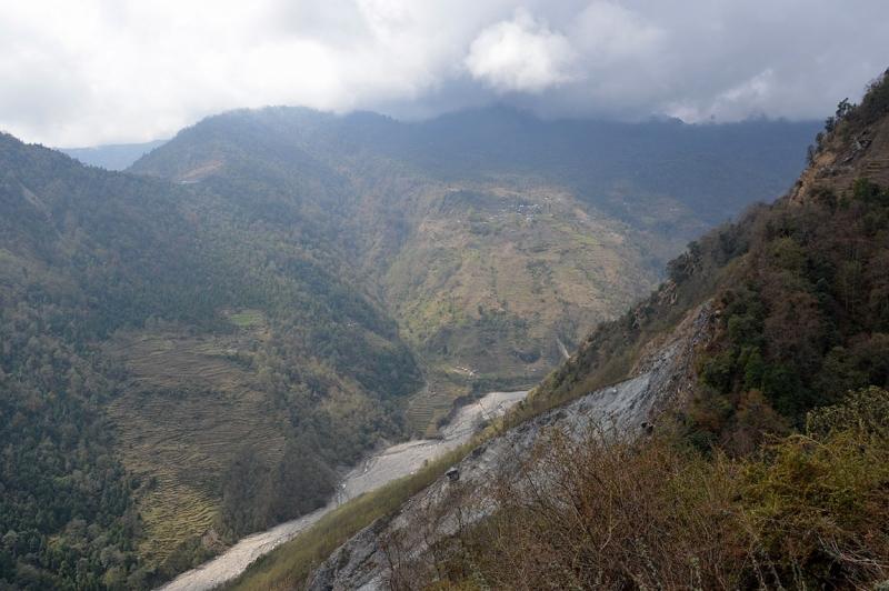 В Гималаи с аритмией. Катманду и ABC, превратившийся в Пун Хилл, в марте 2017.