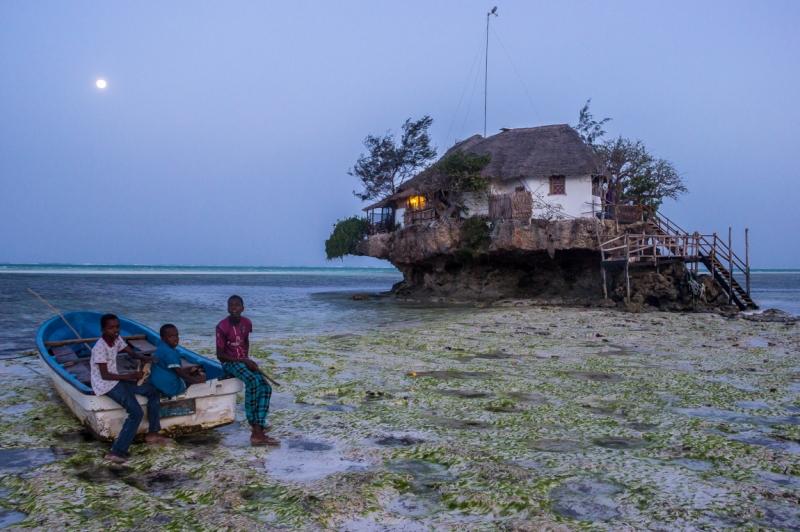 Мафия и Занзибар январь 2017