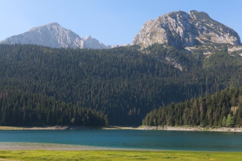 В Черногорию на машине