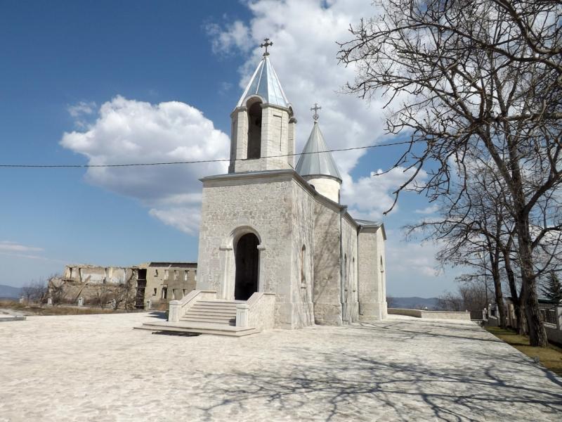 Большой круг по Армении и Нагорному Карабаху автостопом, или 1444 мартовских километра приключений.