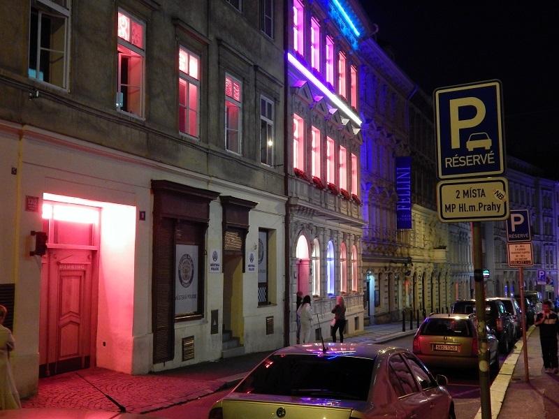 Вена или Прага?