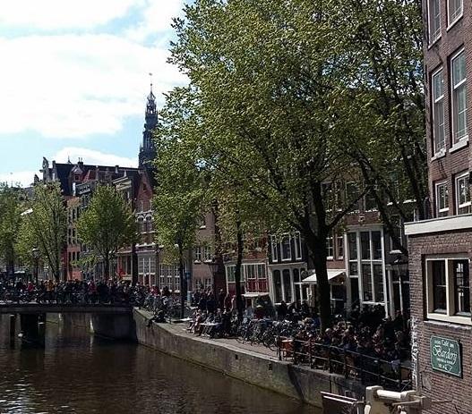 Плохой Амстердам и зряшный Кёкенхоф - в апреле 2017го