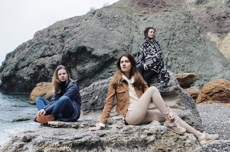 Крым девчонками: три морозные апрельские ночи