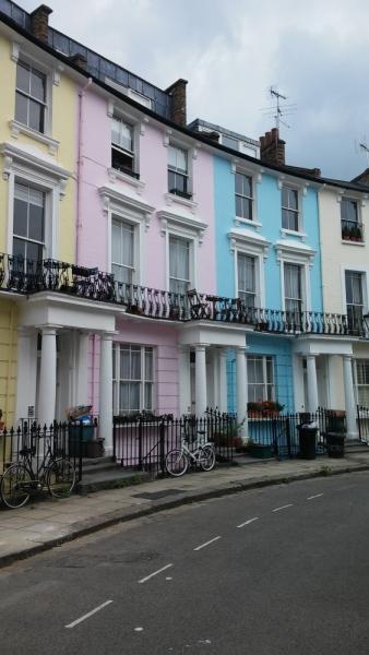 Лондон на 4-6 дней в июне без детей