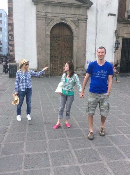 Мексиканские хроники