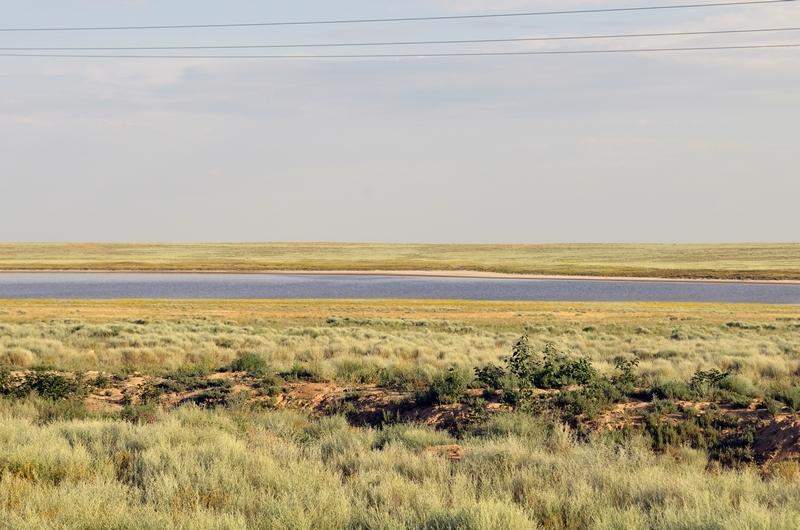 Солнечный Актау. Поездка в Казахстан.