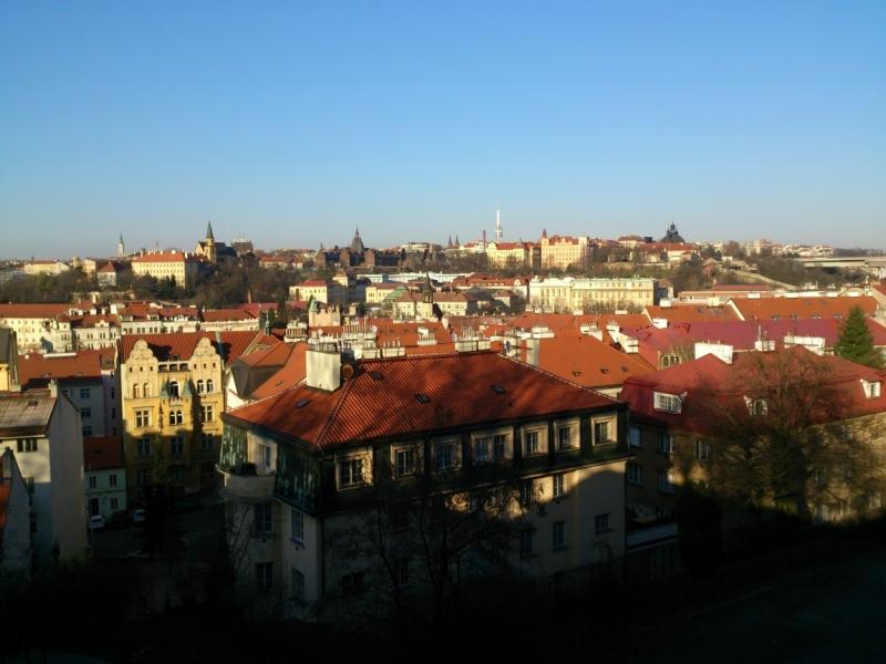 Весна в городе красных крыш. Прага и не только...