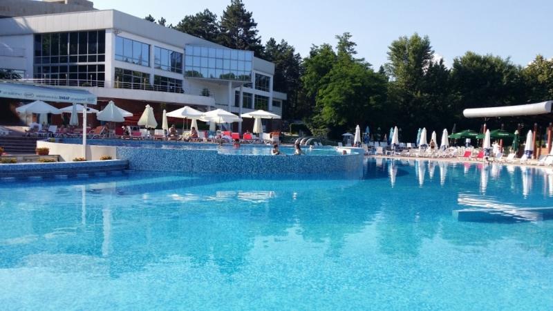 Минеральные бассейны в Болгарии: СПА курорты вместо санатория