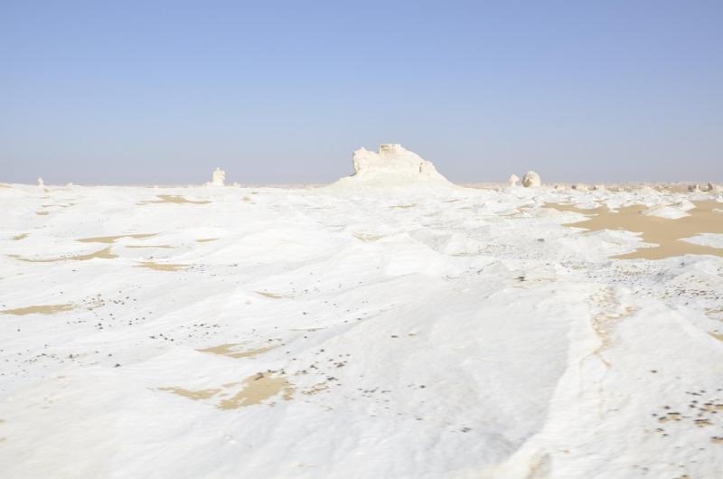 Оазис Баxария (Bahariya, белая и чёрная пустыня), март 2017г