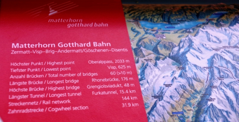 Экспрессом в рай, с остановкой в городе Бриг и с прогулкой в Альпах.