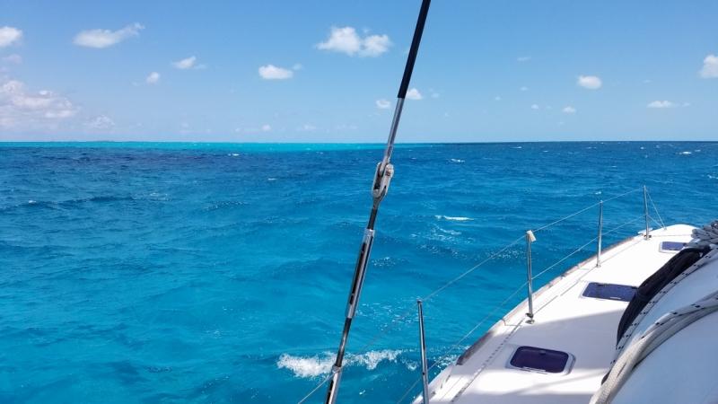 Багамы (Exumas)2017,Парусный катамаран,Bareboat charter