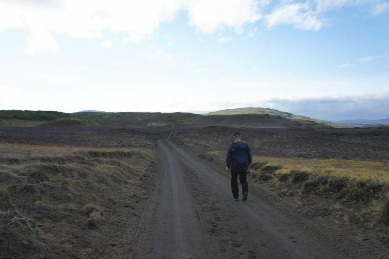 Исландия. Проходимость дорог.