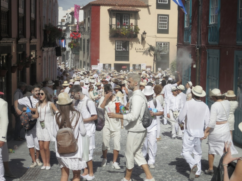 Las Canarias. La Palma. Los Indianos