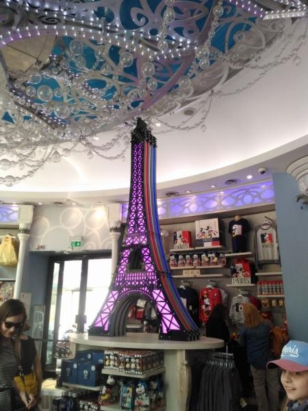 Париж, Париж, Париж или сбывшиеся мечты мамы и дочи