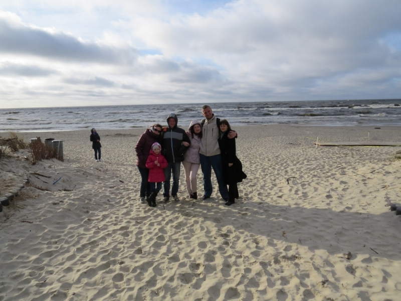 Калининград-Хель-Крыница Морска: с побережья Хельской косы - на песчаные пляжи Вислинской косы.