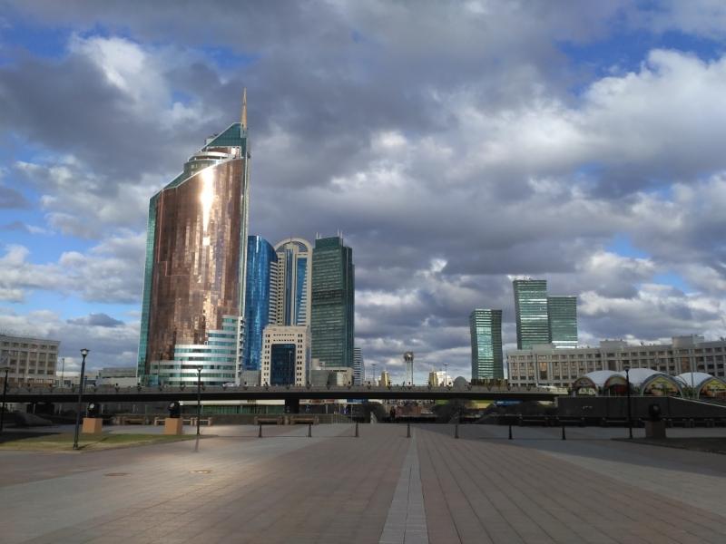Казахстан, апрель 2017, Туюк-Су, Космостанция, Чарынский каньон и немного Астаны и Алматы