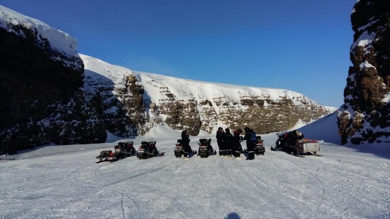 Tromso, Svalbard март 2017. Как сбываются мечты.
