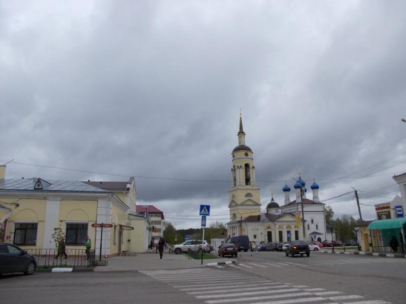 Елец, Орел, Болхов, Белёв, Калуга, Боровск