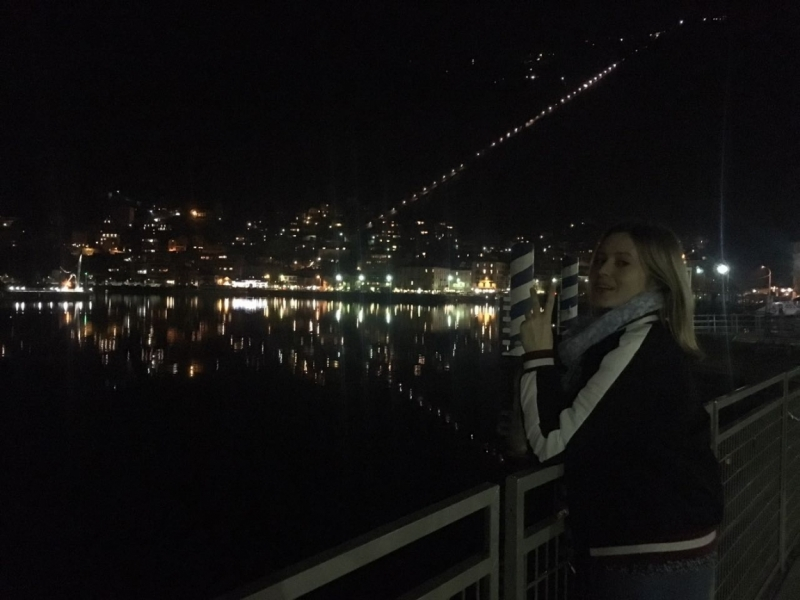 Милан, озеро Комо (февраль 2017)